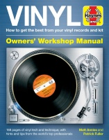 Haynes Vinyl Manual Book