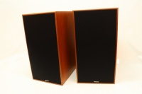 Spendor SP100R2 Standmount Speakers - Cherry - Ex Demonstration