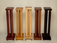 Hi-Fi Racks T5 Podium Slimline Speaker Stands
