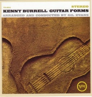 Kenny Burrell - Guitar Forms 180 Gram Vinyl LP