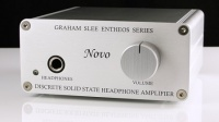 Graham Slee Novo Discrete Headphone Amplifier