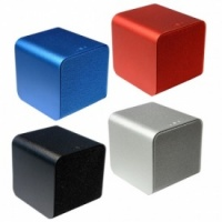 NuForce Cube Portable Speaker, Headphone Amplifier and USB DAC