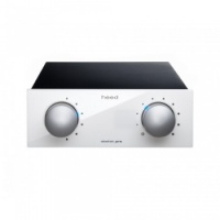 Heed Audio Obelisk Pre Amplifier - With Dactil 1.2 DAC and Vinyil 1 MM board fitted White - Ex Demonstration