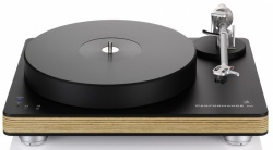 Clearaudio Performance DC Wood Turntable Package
