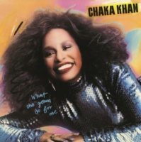 Chaka Khan - What Cha' Gonna Do For Me 180g Vinyl LP (MOVLP1486)
