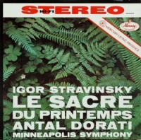 Igor Stravinsky - Le Sacre Du Printemps (The Rite Of Spring) Vinyl LP (Mercury SR90253)