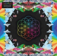 Coldplay - A Head Full Of Dreams - Vinyl LP Parlophone 0825646982158