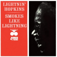Lightnin' Hopkins Smokes Like Lightning Vinyl LP - 4M249