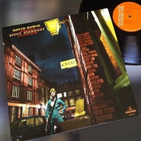 David Bowie The Rise and Fall of Ziggy Stardust and the Spiders From Mars Vinyl LP 82564628737