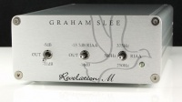 Graham Slee Revelation M RIAA Equalizer Phono Stage