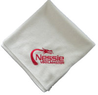 Nessie VinylMaster Microfibre Record Cleaning Cloth