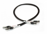 Tellurium Q Silver Diamond XLR Interconnects