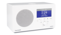 Tivoli Albergo+ DAB/DAB+/FM Clock Radio with Bluetooth