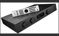 Audiolab 8300A Integrated Amplifier (Black)