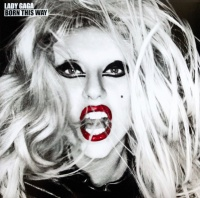 Lady GaGa - Born This Way 180g Vinyl LP (602527641263)