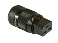 MS HD Power MS-C19R High Current IEC C19 Plug