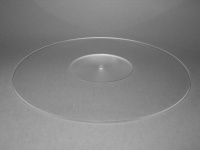 Analogue Studio Perspex Clear (Acrylic) Turntable Mat