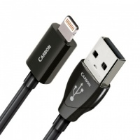 Audioquest Lightning to USB Carbon Cable