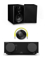 Cyrus ONE Streaming Starter System (With Cyrus Linear One Speakers)