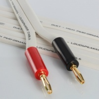 Rega Duet Speaker Cable (Terminated)