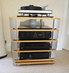 Naim Fraim Equipment Support System 4 Shelf Ex Demonstration