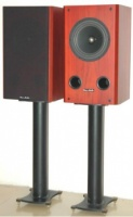 Icon Audio FRM1 Standmount Monitor Loudspeakers  (Dark Rosewood)
