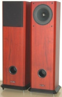 Icon Audio FRM2 Floorstanding Loudspeakers (Dark Rosewood)