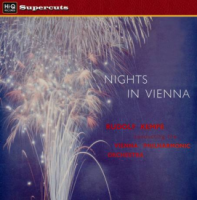 Rudolf Kempe / Vienna Philharmonic - Nights in Vienna 180g Vinyl LP