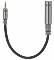 Heads Up Premium Female 6.3mm to Male 3.5mm Headphone Adapter Cable