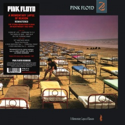 Pink Floyd - A Momentary Lapse Of Reason Remastered VINYL LP PFRLP13