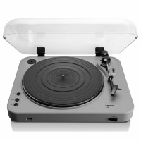 Lenco L-85 USB Turntable  (B Grade - Tatty Packaging) Grey