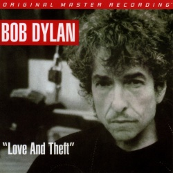 Bob Dylan - Love And Theft CD UDSACD2164