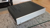Musical Fidelity A3cr Power Amplifier Silver Finish  Previously Owned