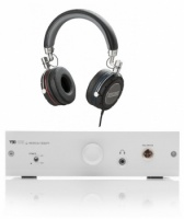 Musical Fidelity MF200b Balanced Headphones & Headphone Amplifiier Bundle -  Record Store Day Sale!