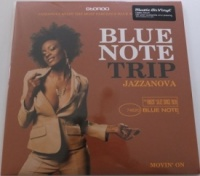Blue Note Trip: Movin' On - Jazzanova Vinyl LP