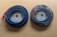 WireWorld Oasis 6 Speaker Cable 2 to 4 Banana 5.0M Pair  (Ex Dem)