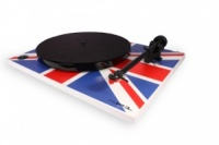 Rega RP1 Turntable Union Jack Edition