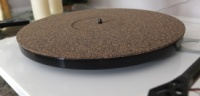 Analogue Studio Cork Rubber Turntable Mat