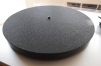 Analogue Studio Carbon Fibre Turntable Mat