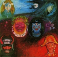 King Crimson - In The Wake Of Poseidon 200g Vinyl LP