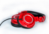 Audio Technica ATH-M50RD Headphones