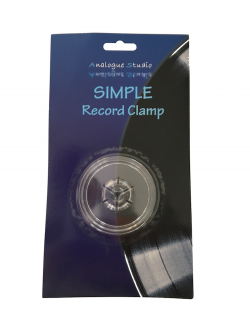Analogue Studio Simple Record Clamp