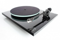 Rega Planar 2 Turntable EX Demonstration BLACK No box or Packaging  Collection Only