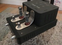 Unison Research Simply Italy Integrated Amplifier - Black  - B Grade
