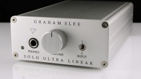 Graham Slee Solo Ultra Linear Diamond Edition Headphone Amplifier