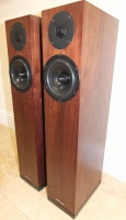 Spendor A2 Loudspeakers (Opened Box) Dark Walnut