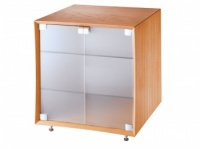 Quadraspire HiFi Qube Storage / Equipment Rack