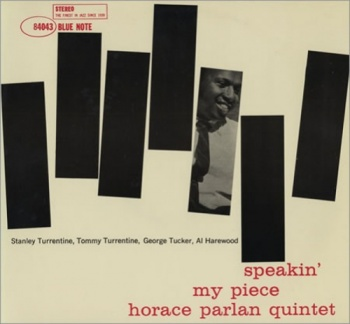 Horace Parlan Quintet - Speakin' My Piece - 2x 45 RPM Vinyl LP (MMBST-84043)
