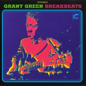Grant Green - Blue Breakbeats Vinyl LP