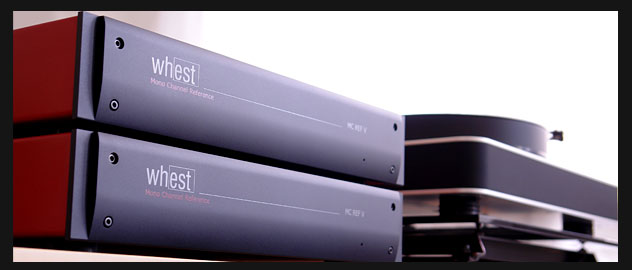 Whest Audio MC Ref V Mk4 Phono Stage
